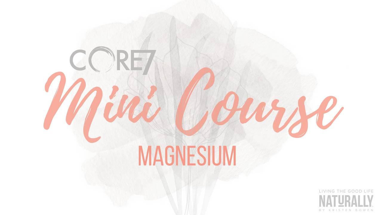 0v7prgm3qgminnedd5hz magnesium mini course