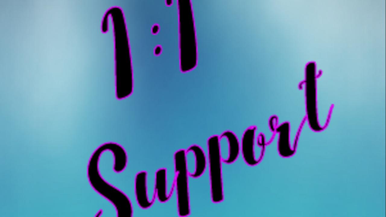 Gy1bqpguqa2tprtvzraq 1 on 1 support
