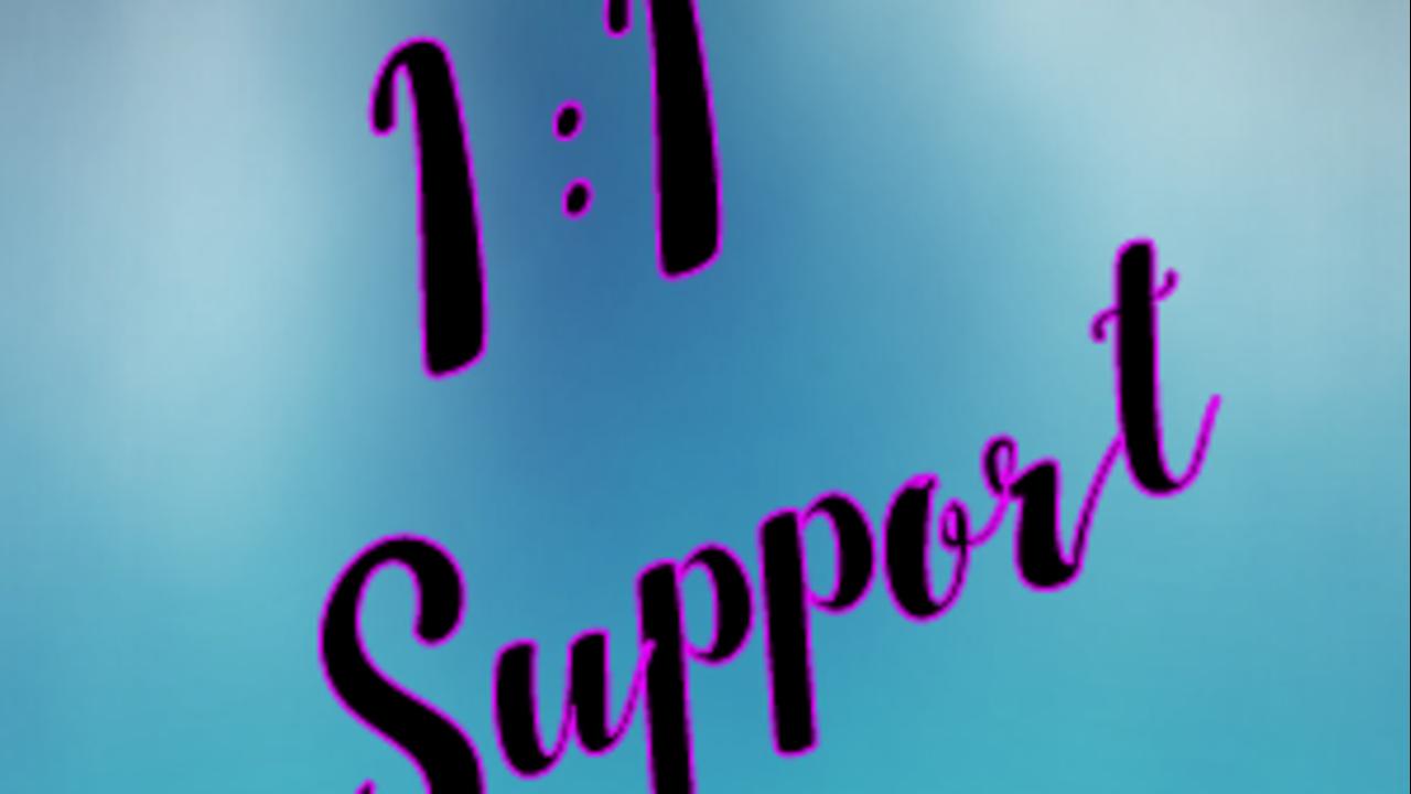 Kabpcep8rxy2fbpspkvo 1 on 1 support