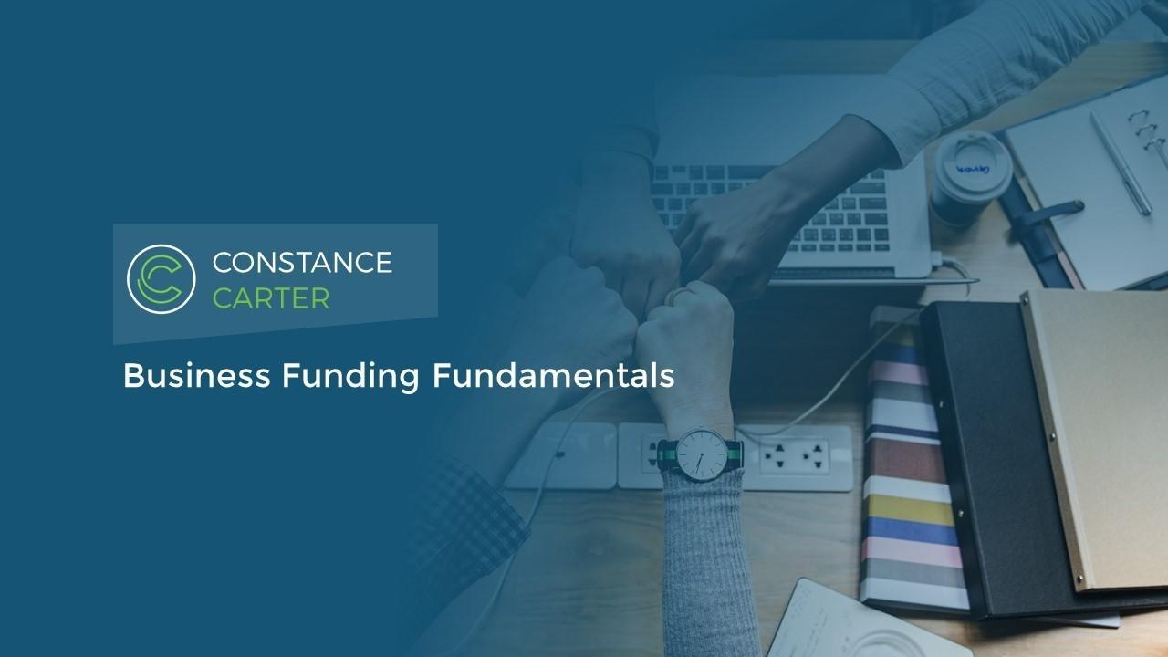 Luexzscxqzymrrd4wth7 business funding fundamentals
