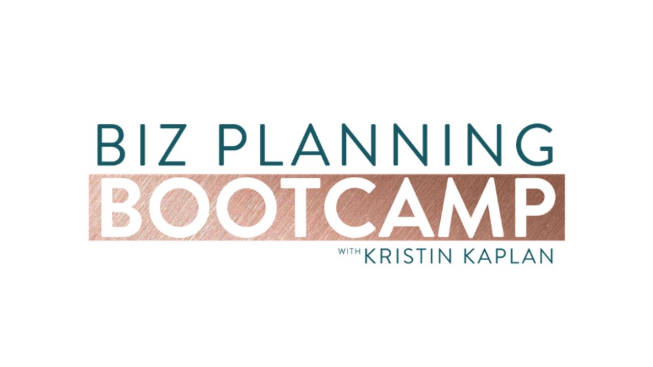 Ufyujdxwslkptehho9it biz planning bootcamp
