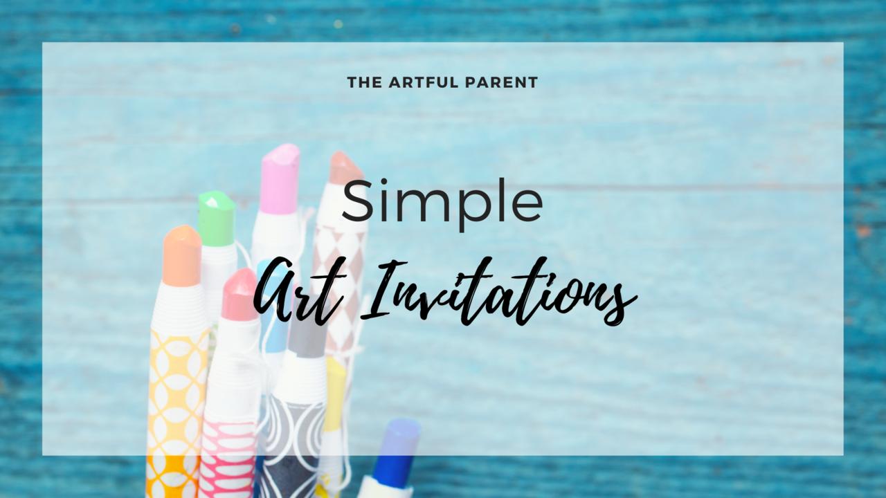 Mk502zagt7iorizeset1 simple art invitations