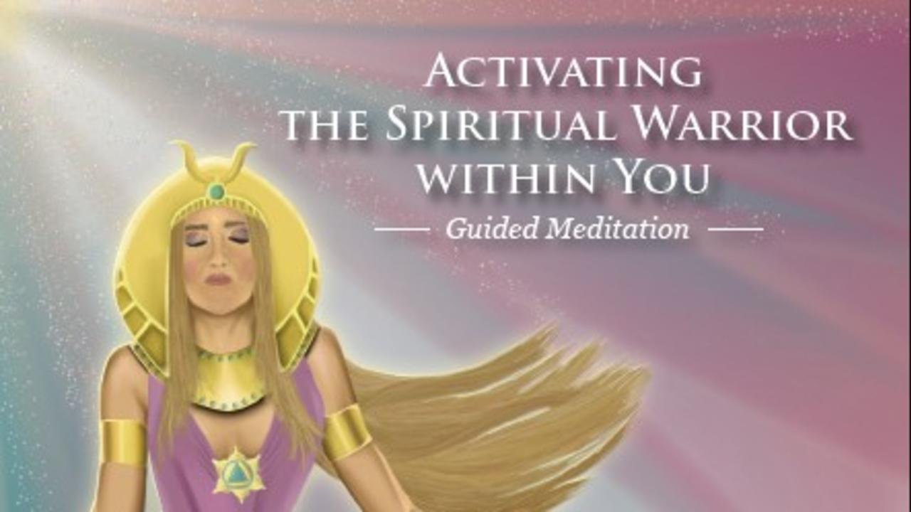 Zq6zq4rqpkzsojder5ig activating the spiritual warrior cd cover