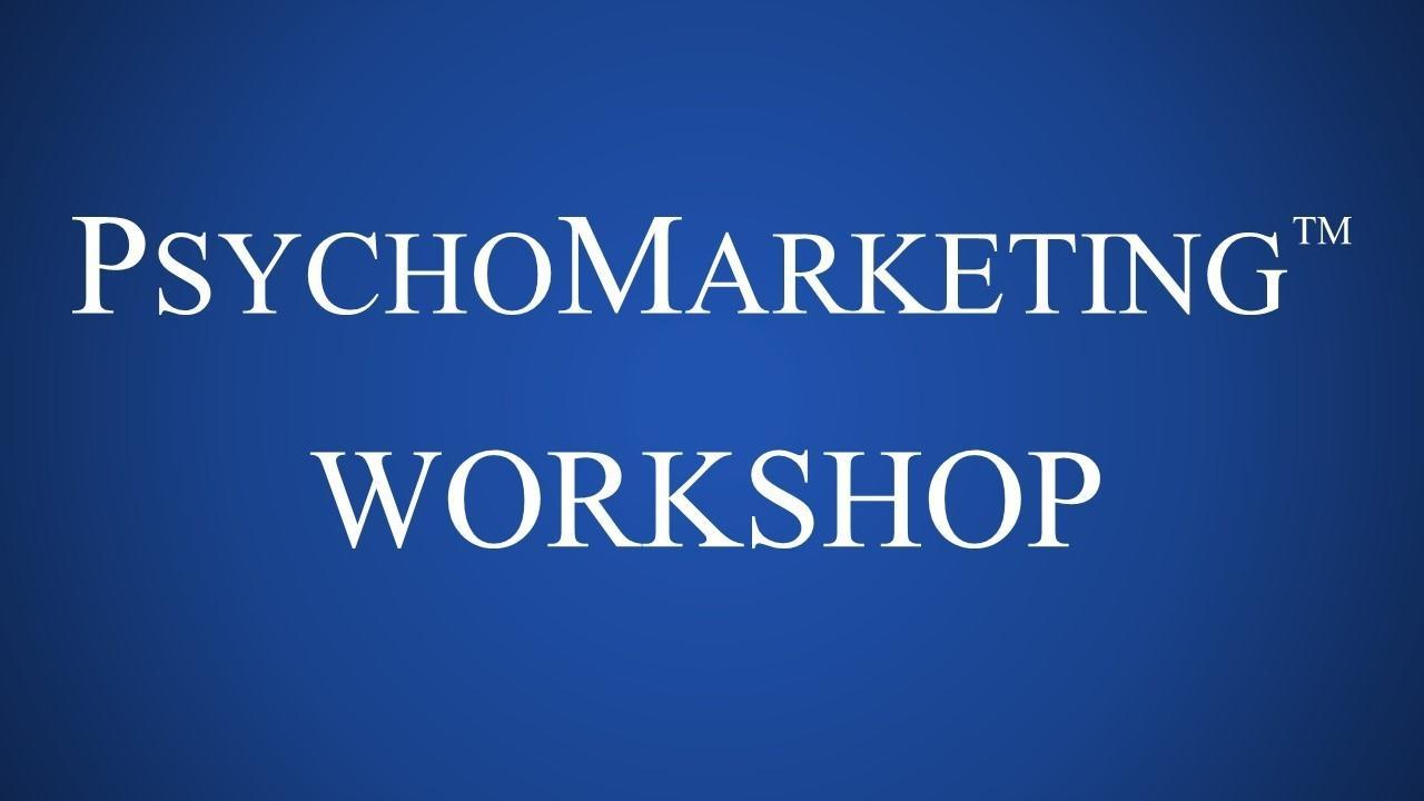 6k4s93qgkgakbhx461vg psychomarketing workshop
