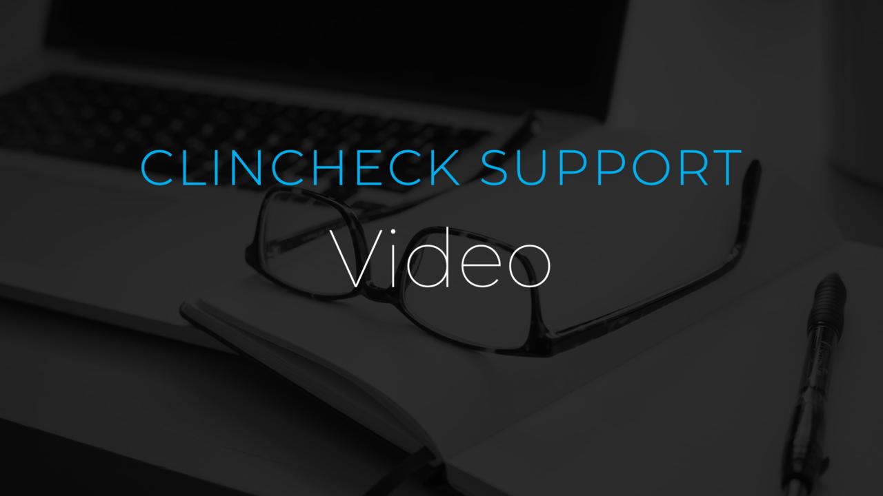 Hqskzbvasbktgzfcgcaw card   clincheck support video
