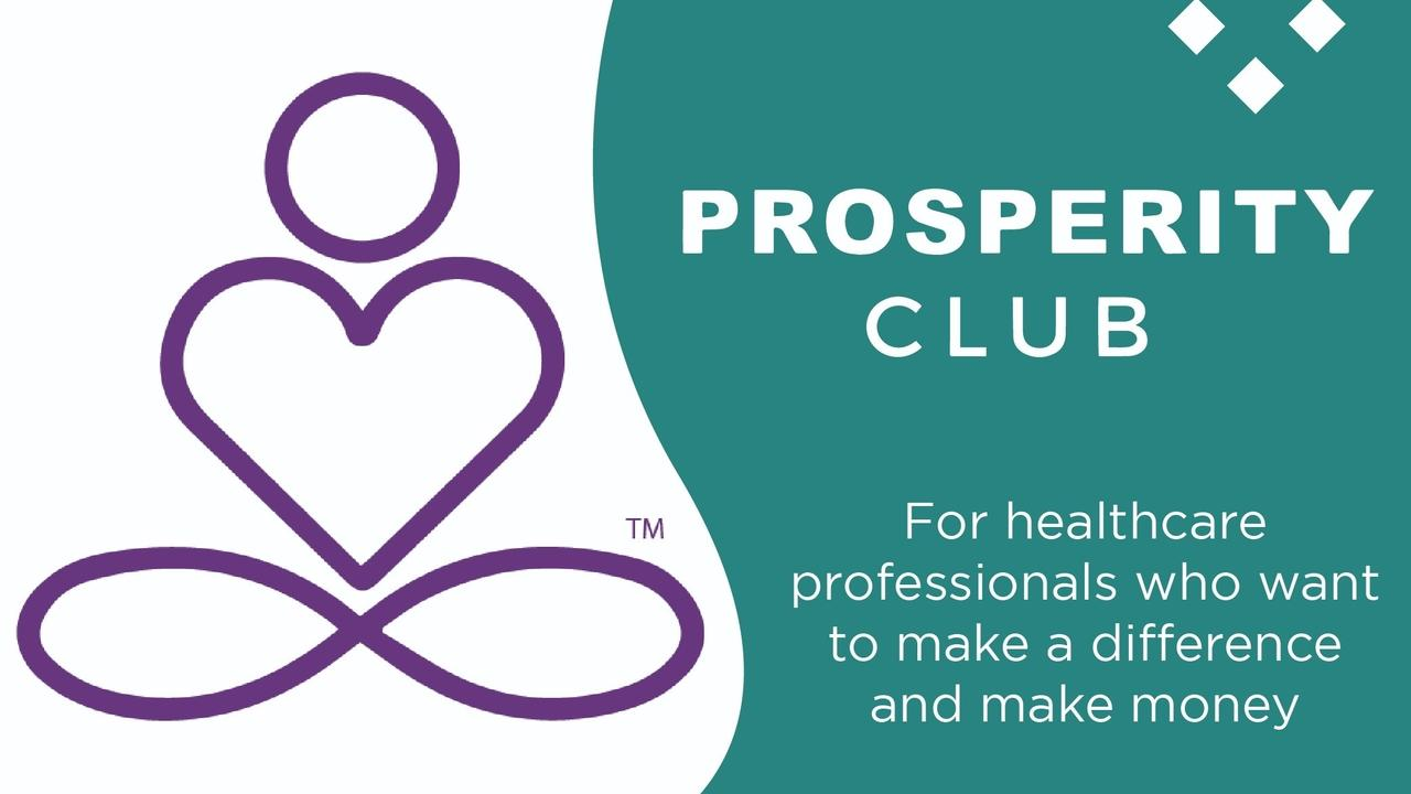 Hi7clvjqooqxbfzqogdg prosperity club symbol and copy