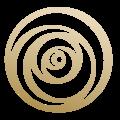 Rs8s4diktwmxqn96user nourishing light circles logo goldonbwhite rgb