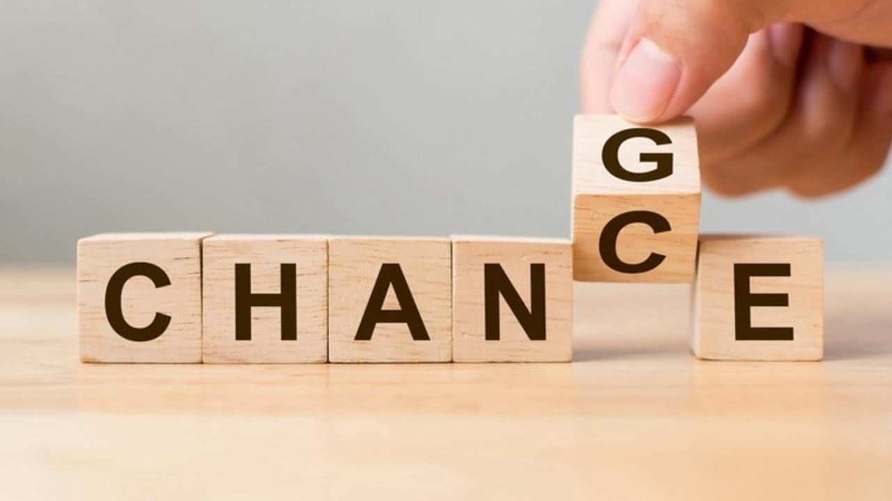 O1kvu5gt9qzq1nvpf9la hand flip wooden cube with word  change  to  chance  personal development and career growth or change yourself concept 871196052 714x493