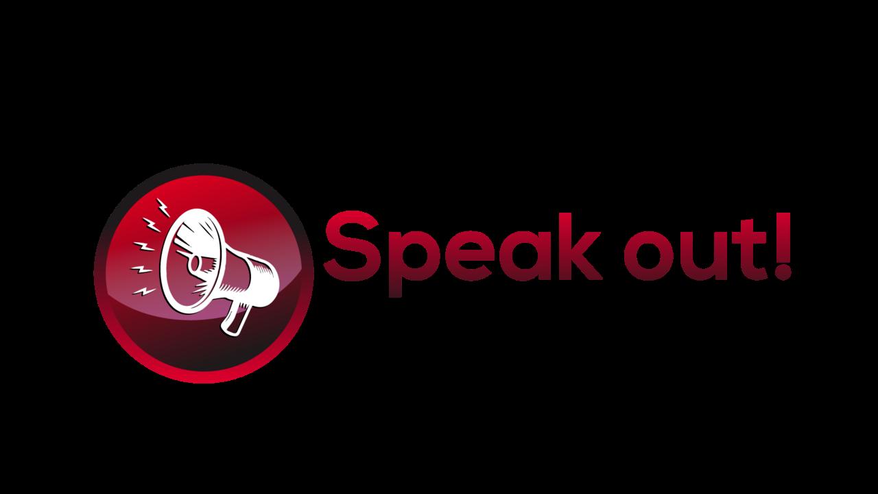 Rc7wyt0qrhuxnjrzhbai kmaewk0ss2ghnzxrfr4x speak out logo no tag