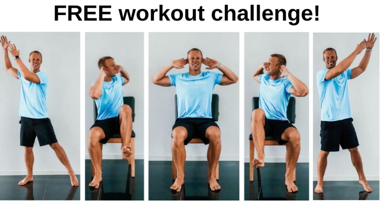 Hlbqmedgqliedkmbggld free workout challenge