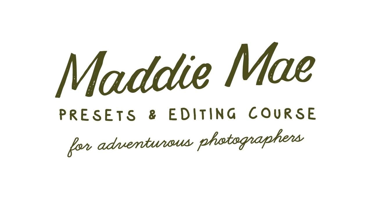 Zxicw4gqtailetbqqcdx maddie mae presets product logo 2
