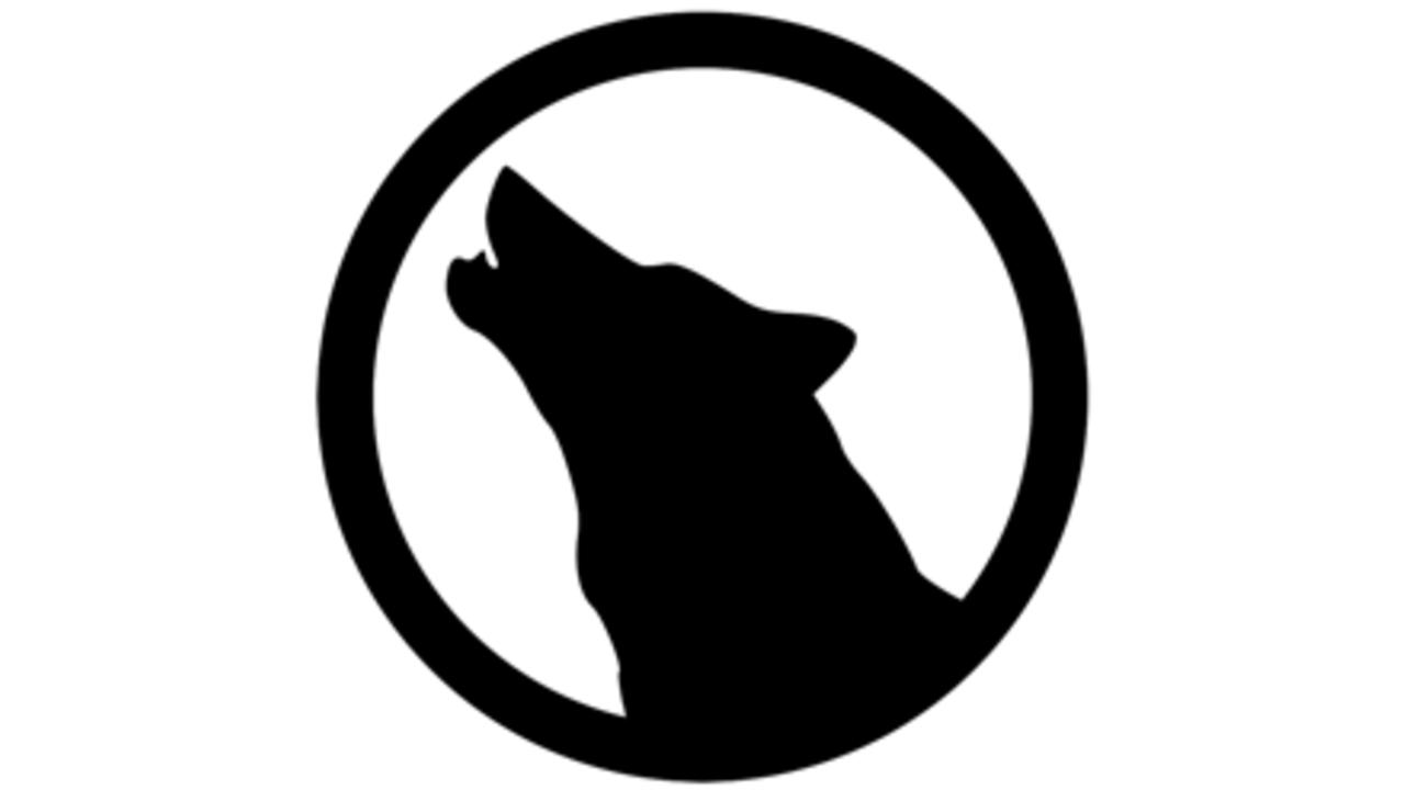 Vmem3xqcqnjgvgkpcjkq howling wolf head logo