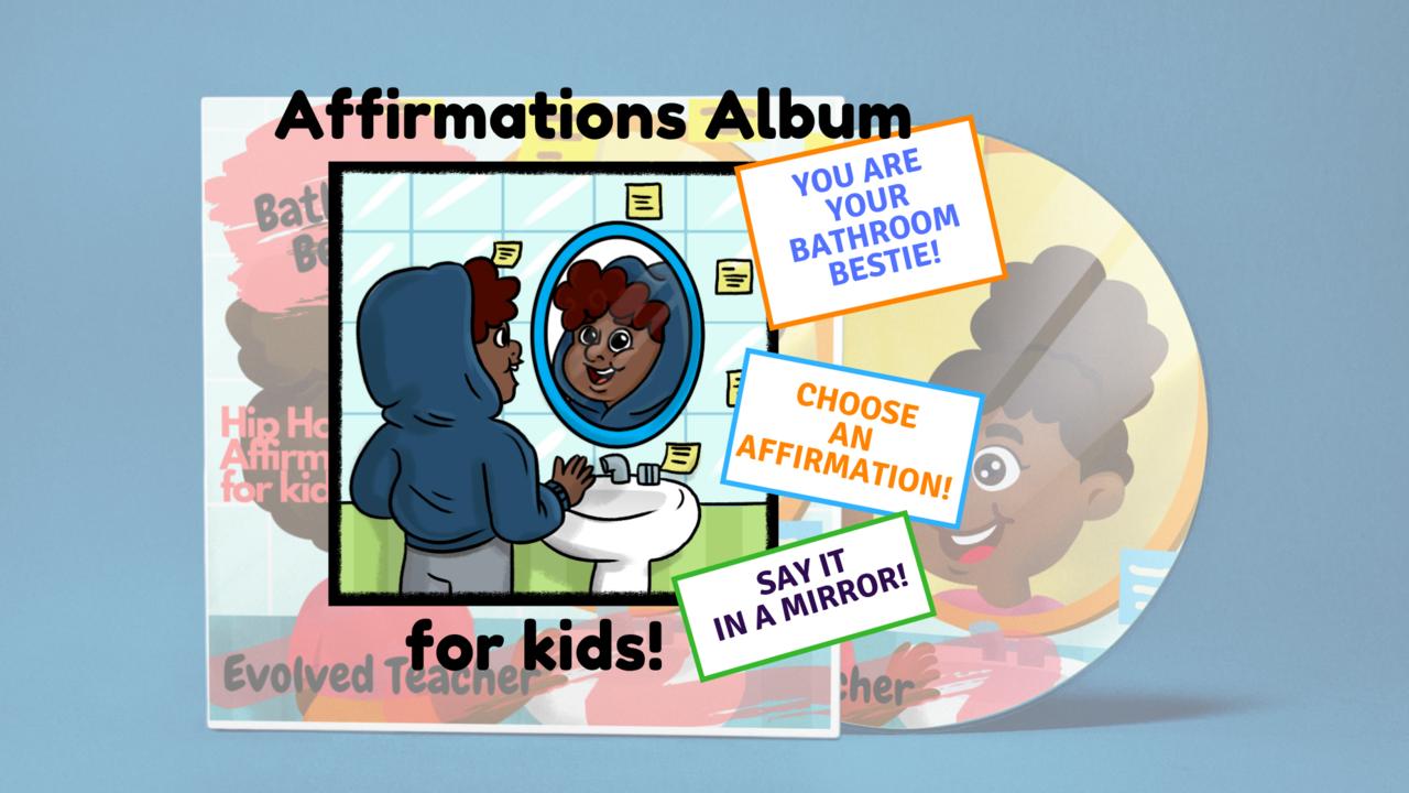 C5a7vztsyst828492azb affirmations album for kids