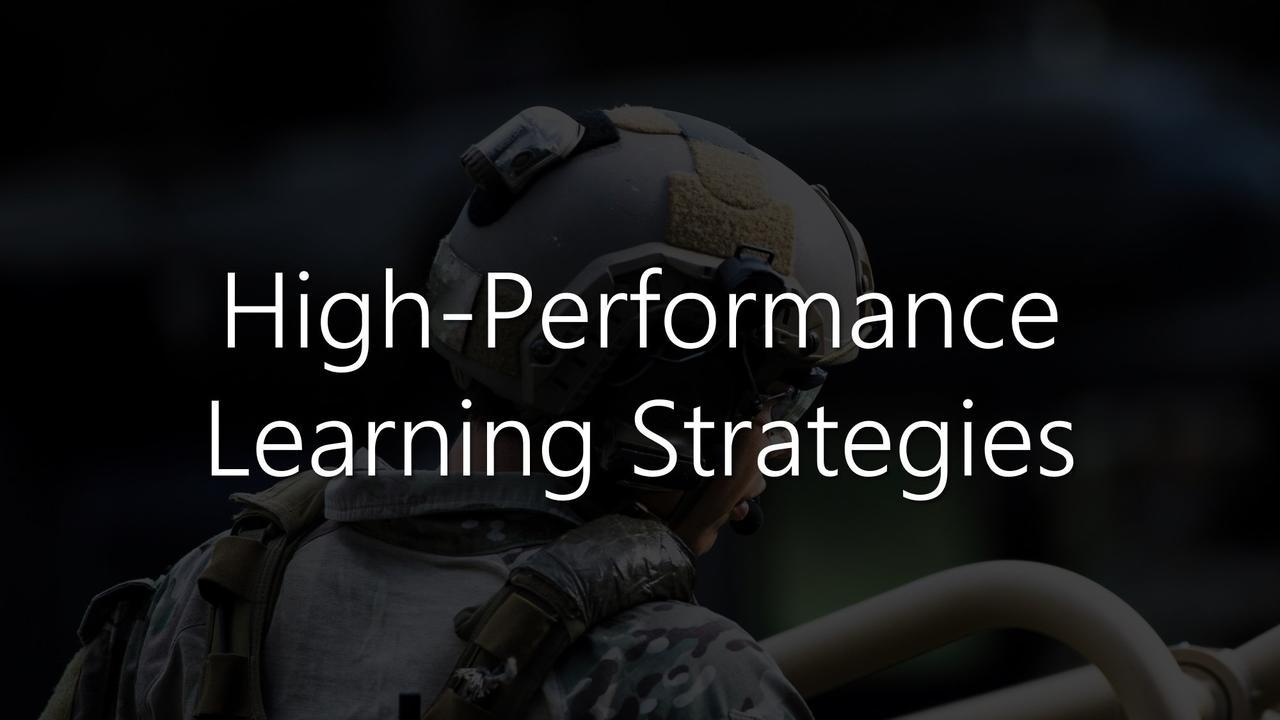 3rfmlyb2sdwrzq1j1q52 cover photo   high performance learning strategies