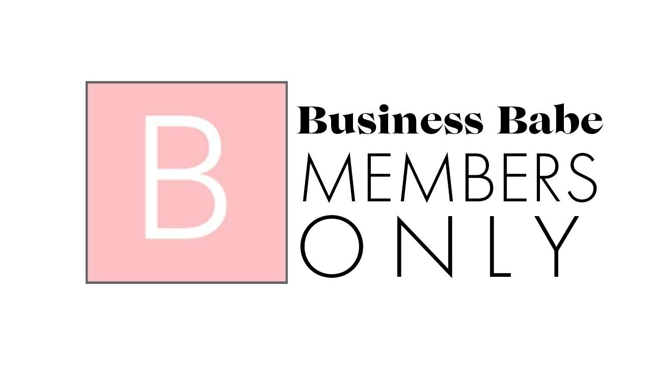Ygqyphlsuywzoae4lvma business babe members only