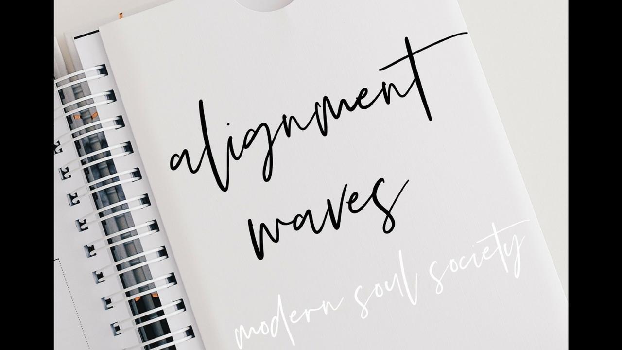 72wpnif3tajbtmoaruaq alignment waves album