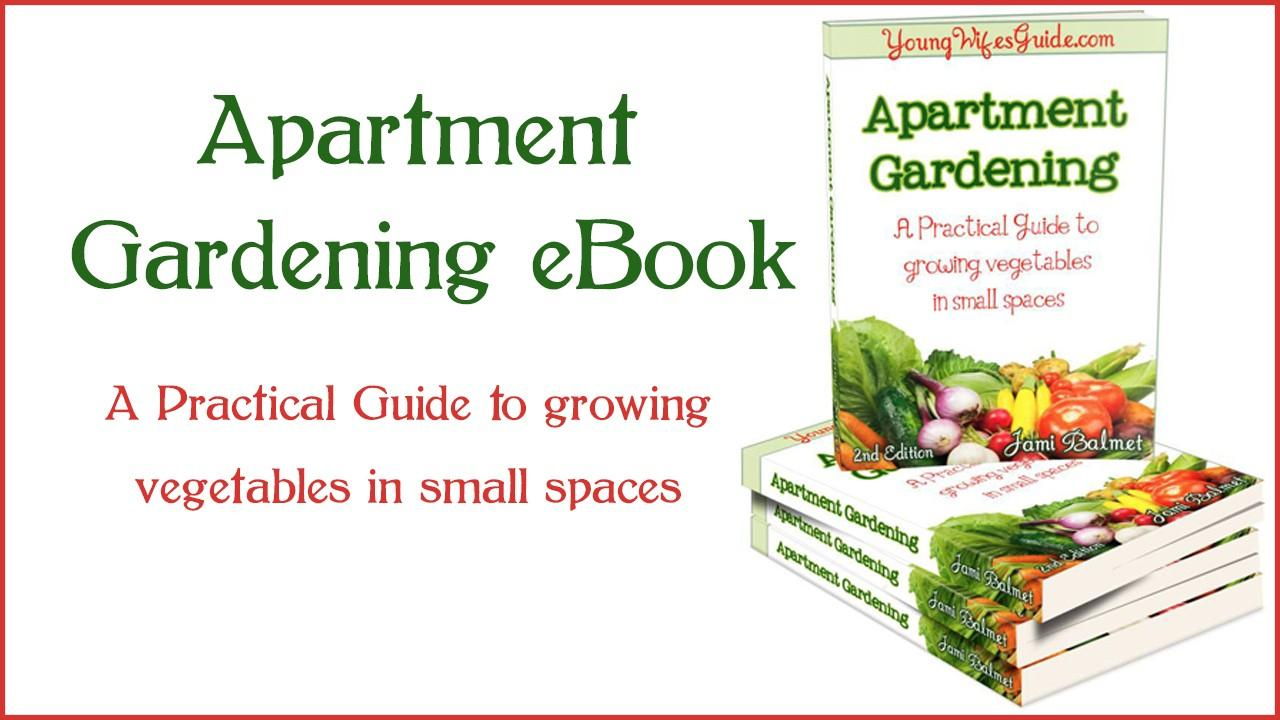 Apartment gardening step by step guide for a patio vegetable garden - A step by step guide to renovating an apartment ...