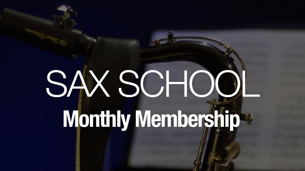 Ykrerwfgssuwv2ss41cp sax school offer monthly membership