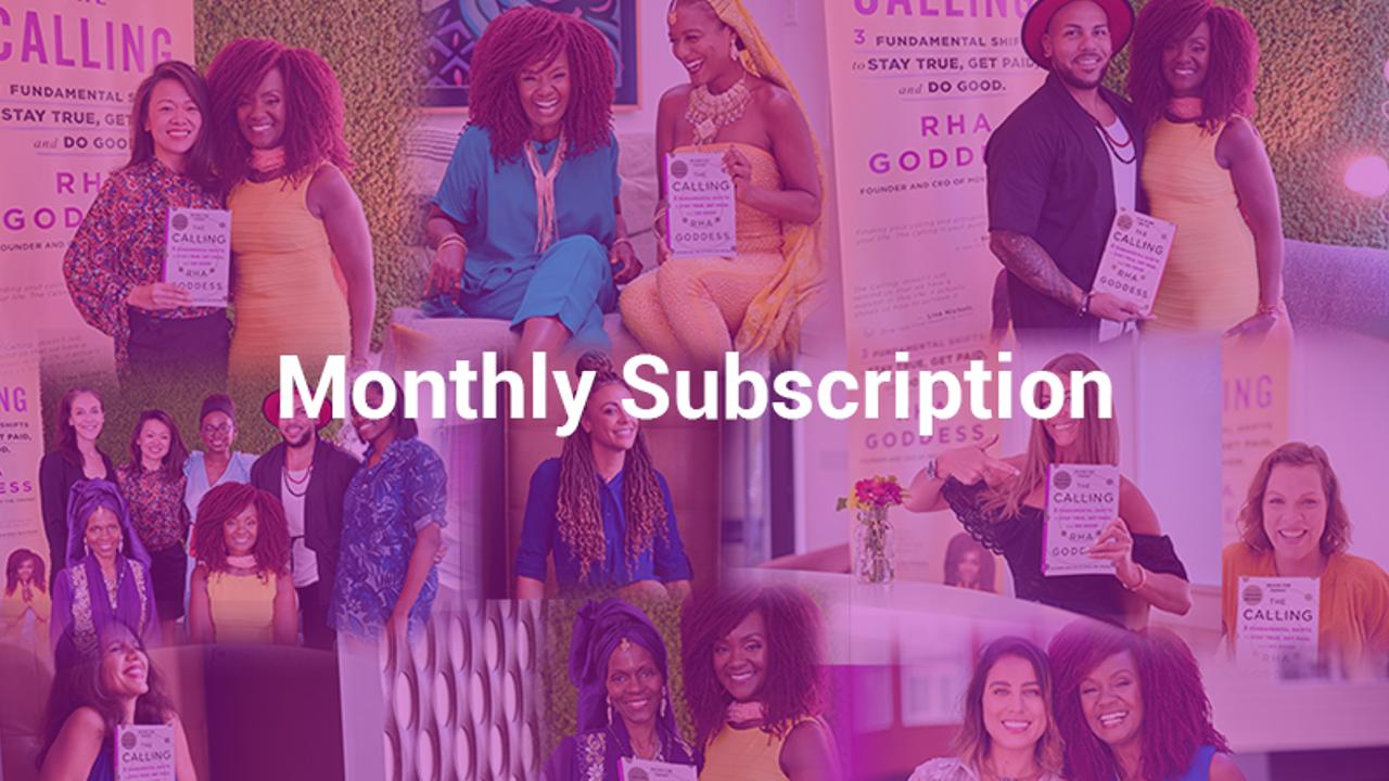 G10jqzdqszchbqdg5osa the calling membership monthly subscription