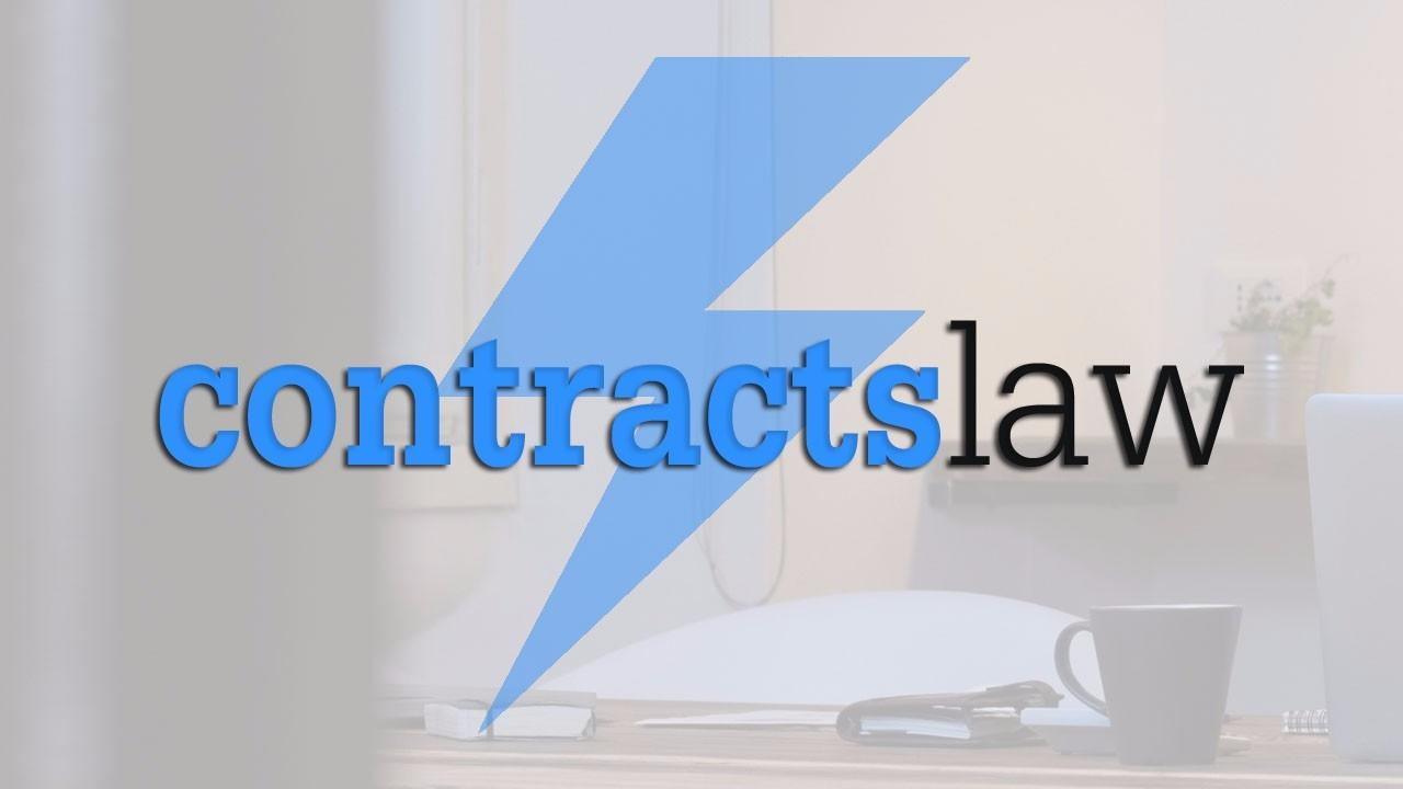 Jvtzyftztpqzyp5nf4pm contracts law with bolt