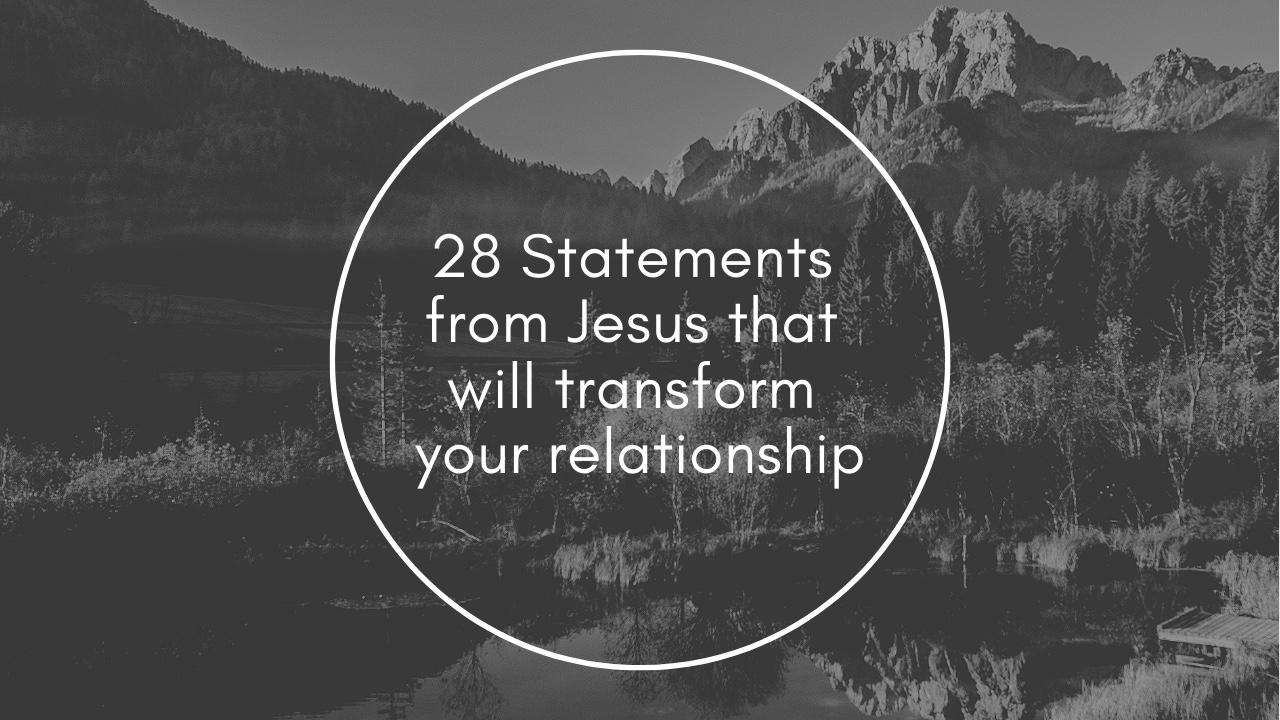 Buvex9arq23labcoyuzm 28 statements from jesus that will transform your marriage 2