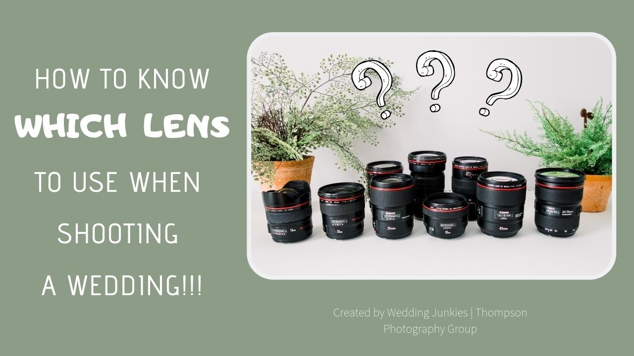 J3fhckfctlyeqfdgxvhy how to know which lens to use when shooting a wedding 2