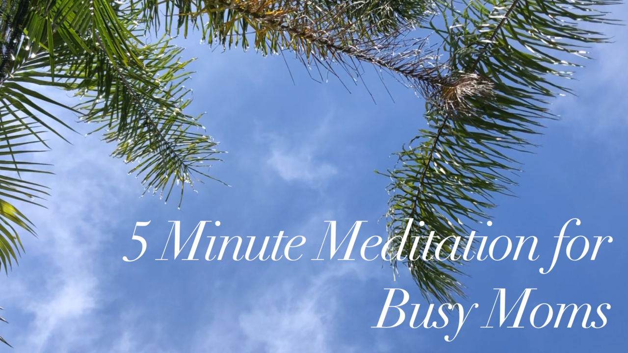 Wy80ll0ssyisjoxdrt6z 5 minute meditation image