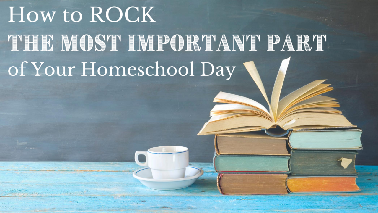 Qxeziu1r02kpz8hb3bth how to rock the most important part of your homeschool day caitlin fitzpatrick curley ma cags my little poppies