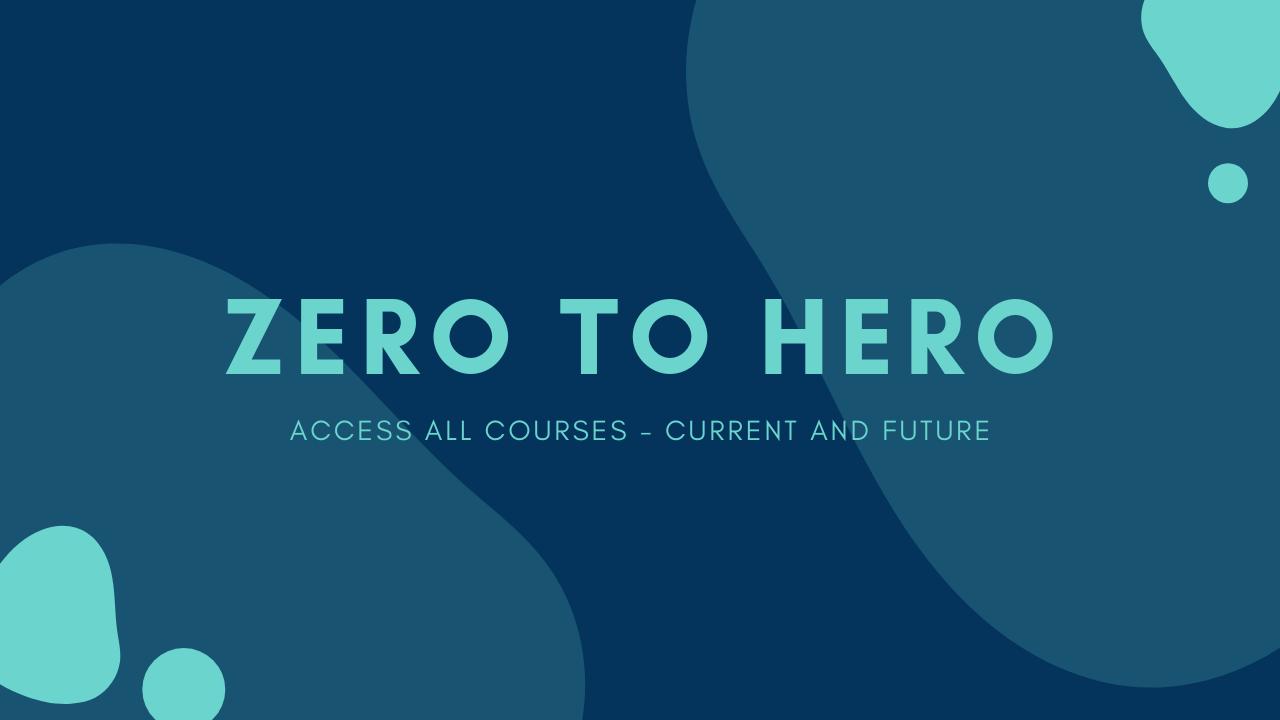 Cswhw2llrqkcvuimyytk zero to hero title