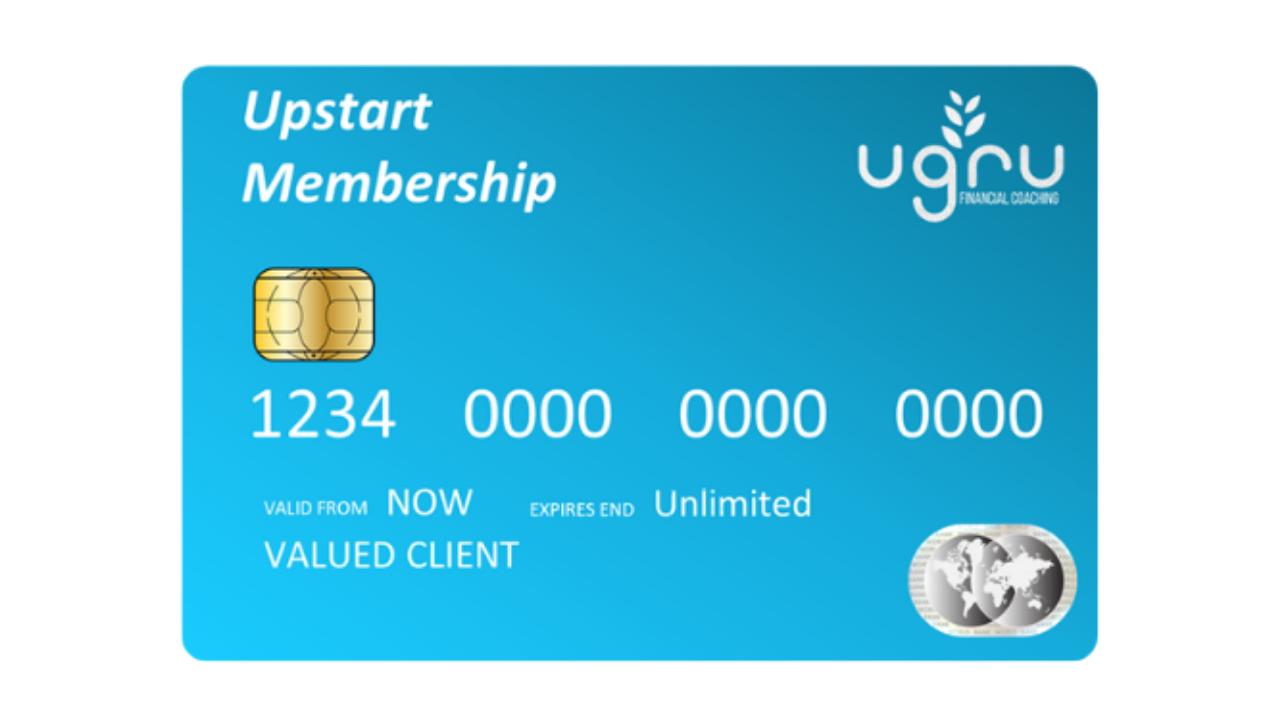 Ojq611fq0gm5odnq7inc upstart membership