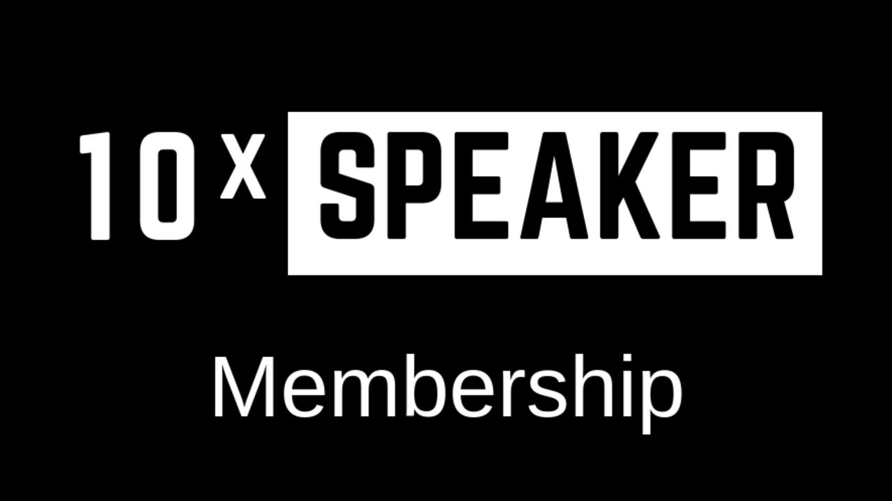 T5cspz6fq7yt3klswiv3 10xspeaker membership