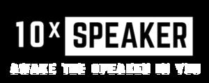 Zcrq7wpsrgkhvfbvfd8o 10xspeaker logo transparent