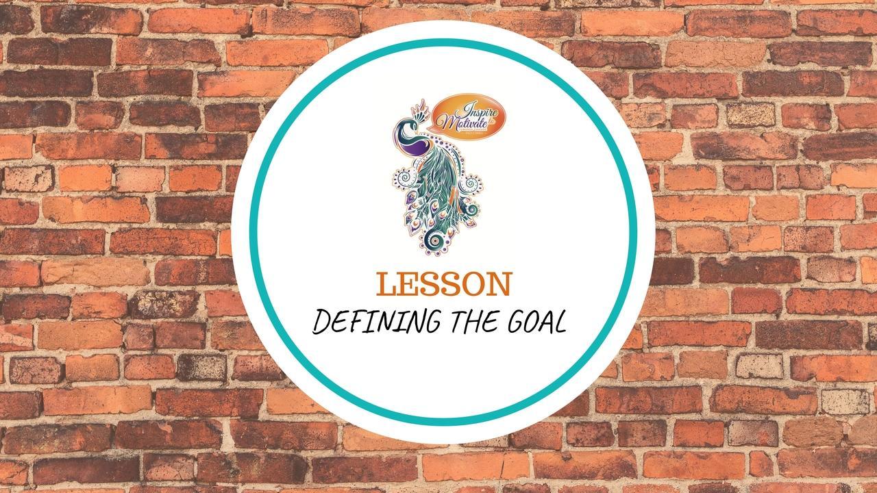 1aumjfstkjpdnbup3j4w defining goal