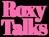 3kt7bvforbwy6piwxpba roxy talks tee logo