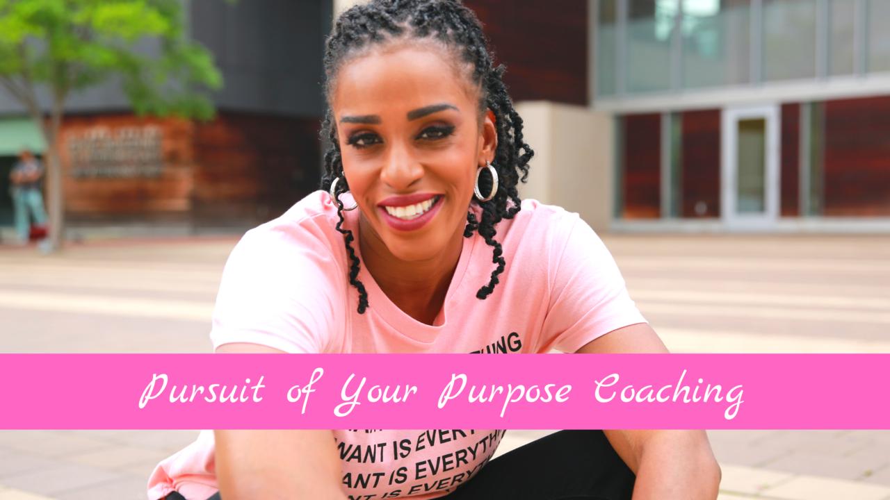 Vsxxcdciqkmkelqufwnm pursuit of your purpose coaching cover