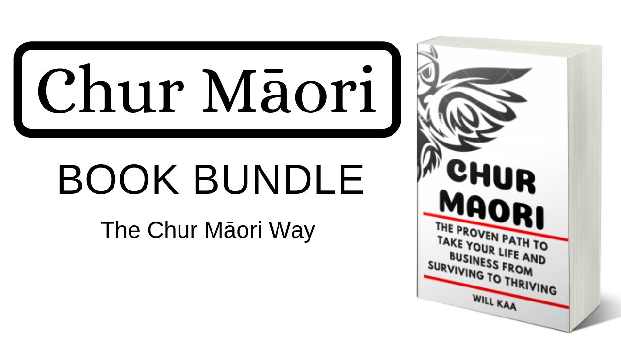 Tjbxzpomsdog9c5l4etc chur maori book bundle