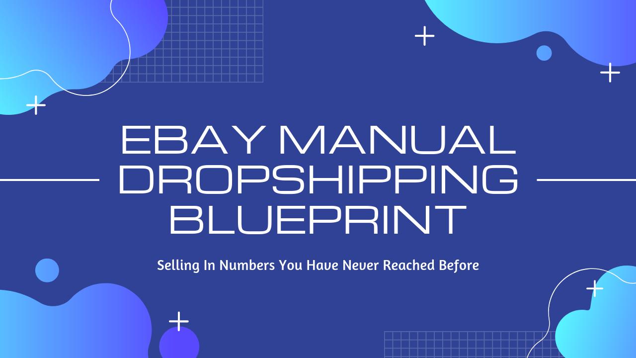 Vxc9iyjrssgxjfshtlko ebay manual dropshipping