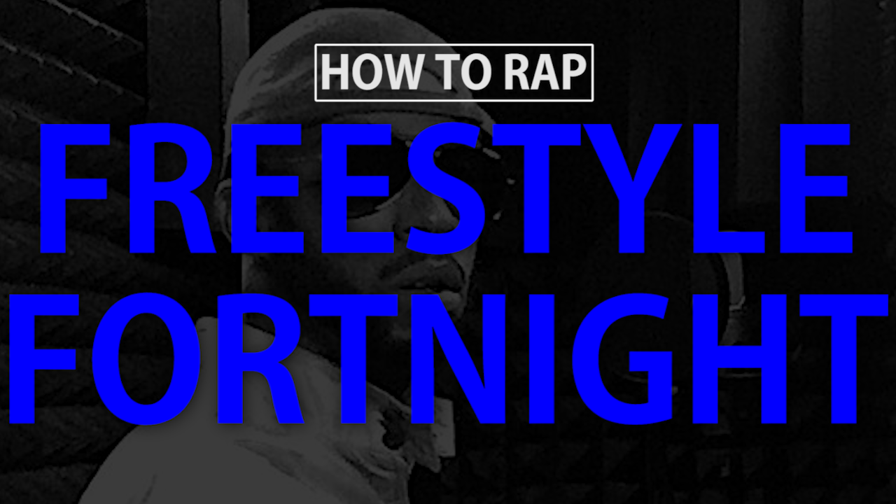 how to learn a rap