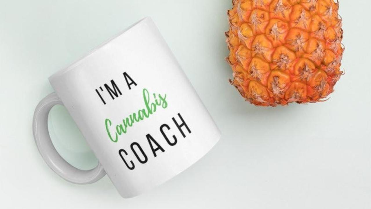 63jvgwwyrk2g9zihvhqj i m a cannabis coach coffee mug