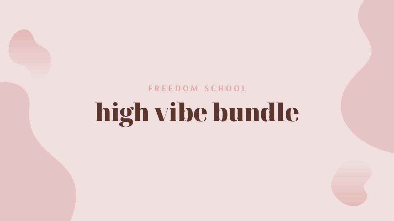 U69hsjoasbs5rlitnwjf high vibe bundle