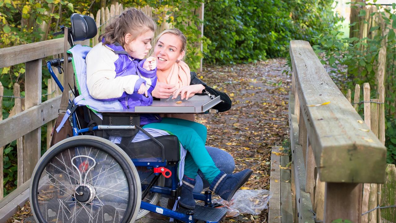 supporting disabled children