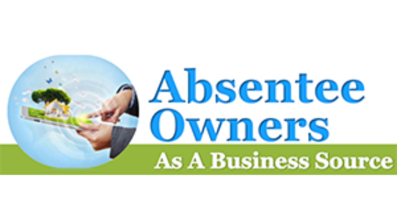 Ci9alwctqjgcfnneuhft absentee owners logo