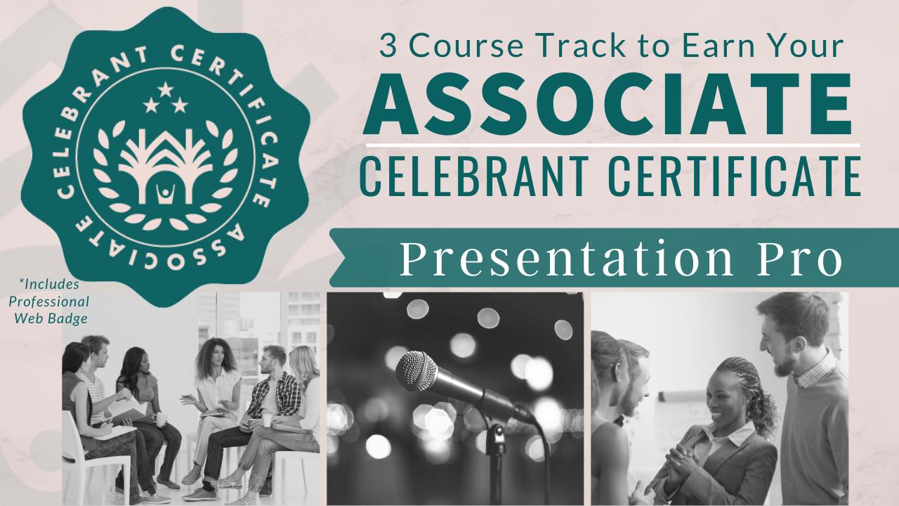 74a1qm6nq3awawczzbgy celebrant academy presentation pro associate celebrant certificate