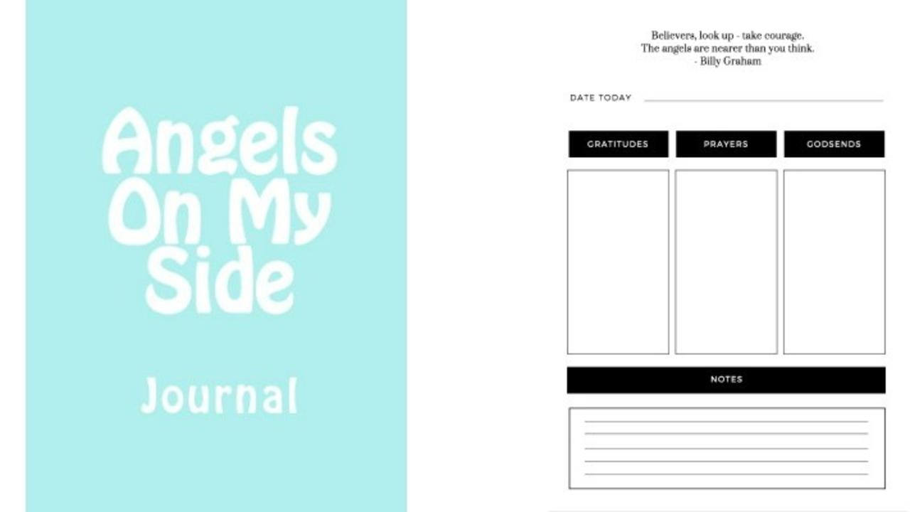 Lj7a5tkntzccsuktlfpt angels on my side journal
