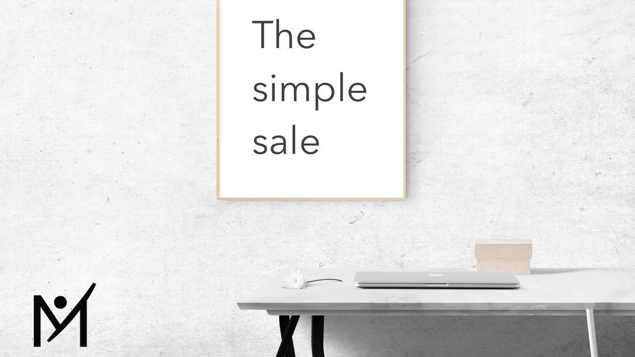 Ksj2ekaosm6ldnwrld9k the simple sale ebook