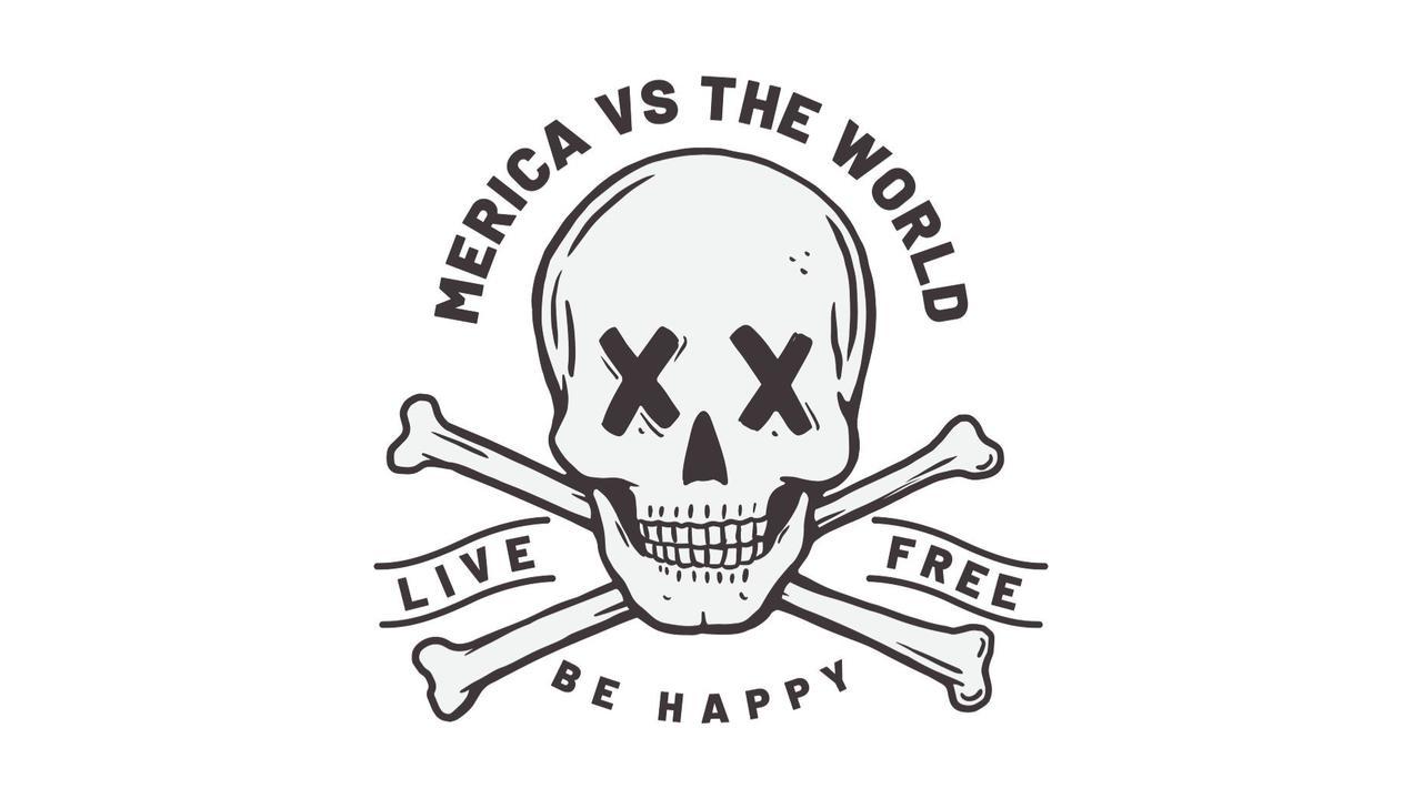 A9ldqt8eseain16jxnqw live free be happy skull