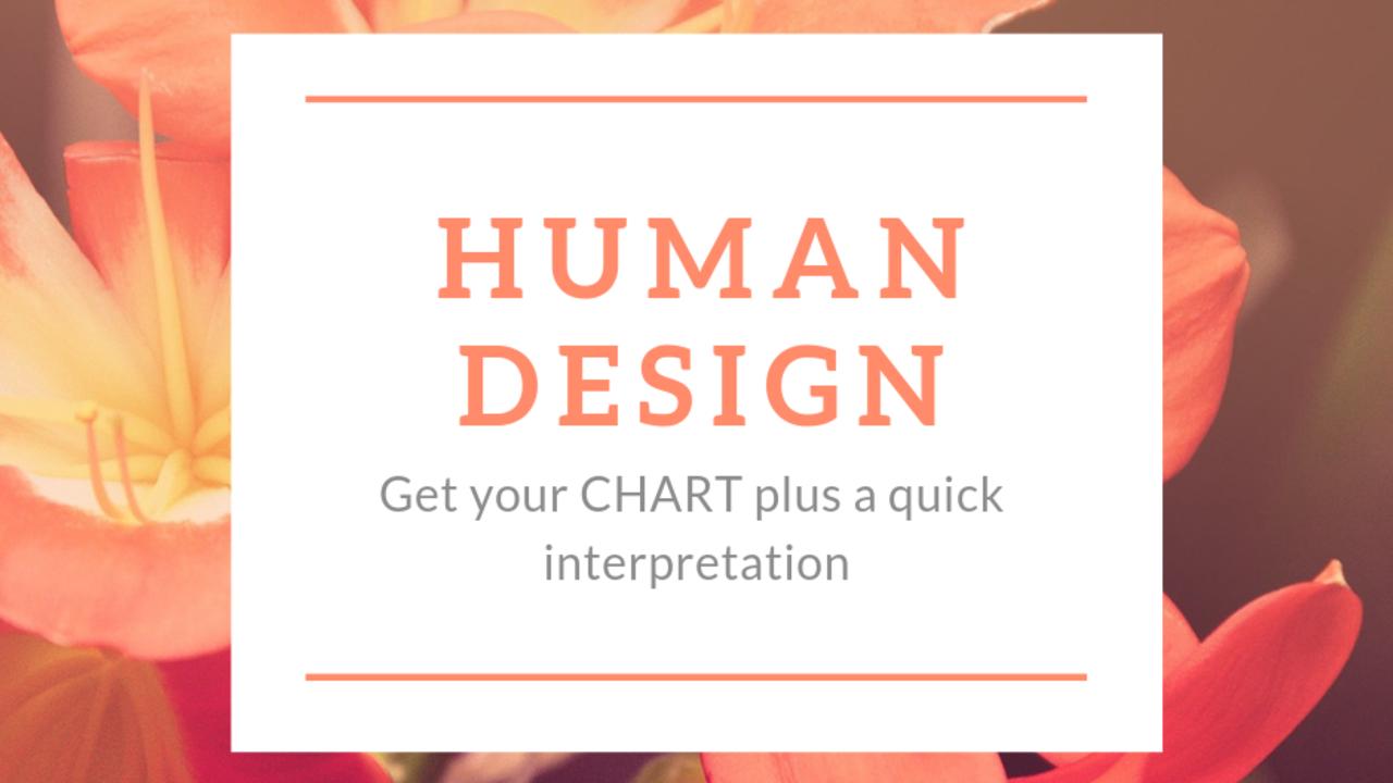 Xeksmonqdmekkthepgbd human design chart only