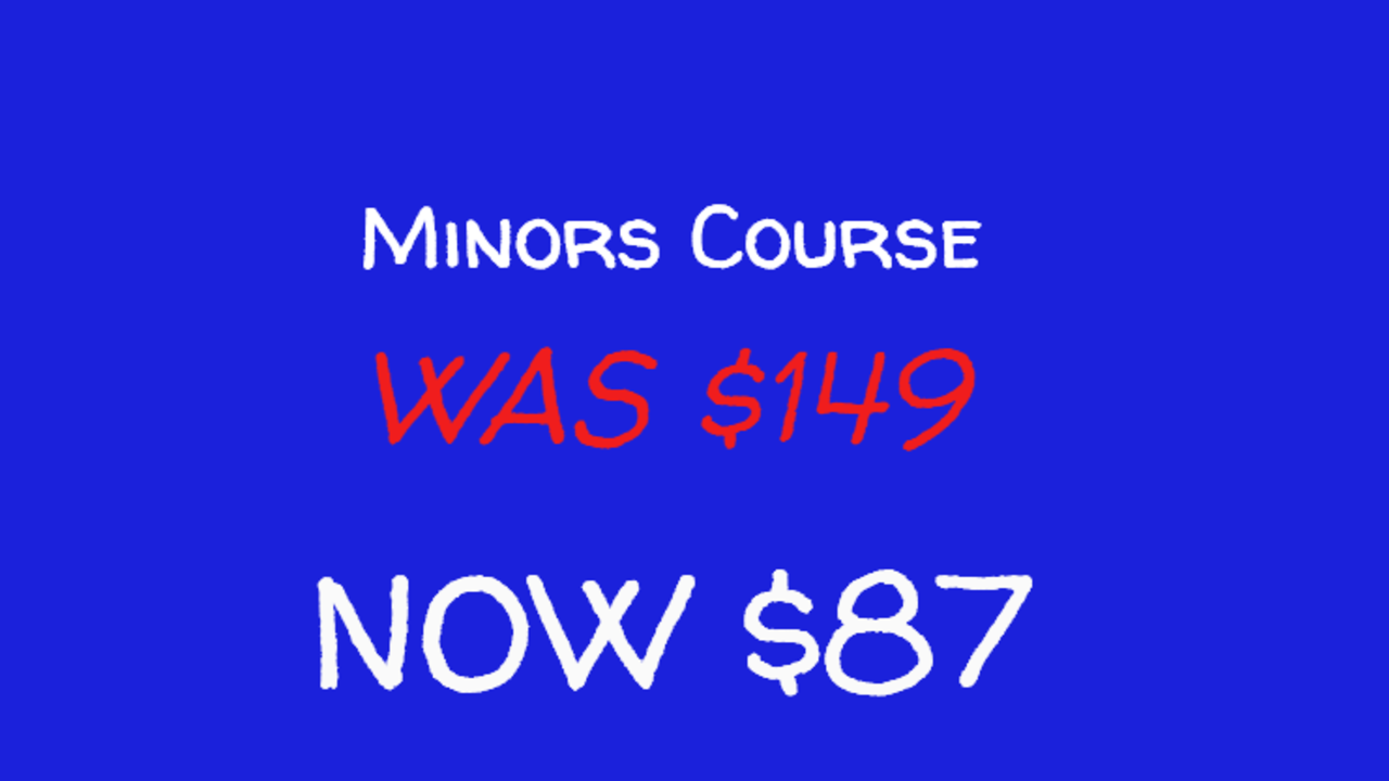 Zsjqcyuyqzsidtnd72ue minors pricing