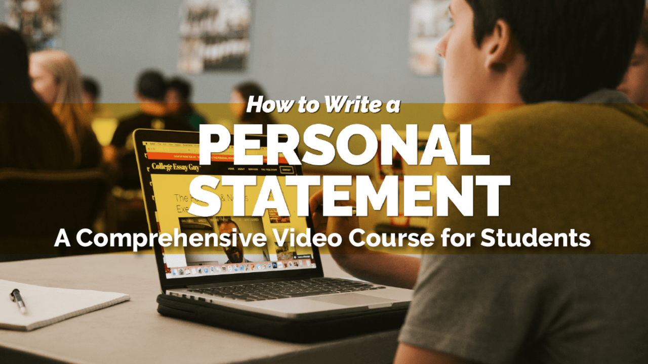 Jvysq63ztq2typ1qxenp how to write a personal statement student 2018 video banner small  min