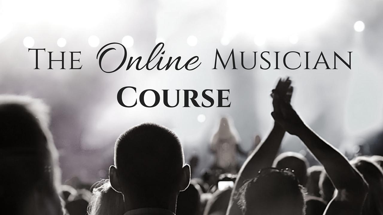 Recording Studio the online musician course
